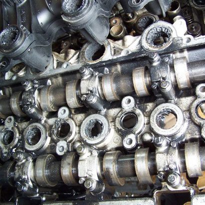 Erweiterte Reparaturmassnahmen Am PSA Motor 16 HDi